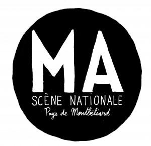 Logo MA scène nationale