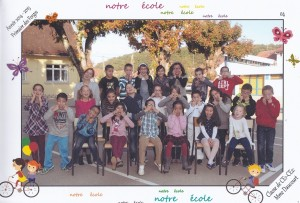 Photos classe Montbéliard